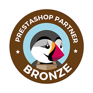 4words partern bronze di PrestaShop